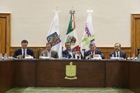 Presentan comisiones del consejo nuevo len avances y proyectos para cierre de 2016 6